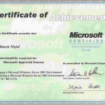 Certificate Template Microsoft Office  – Elsik Blue Cetane intended for Office Certificate Template