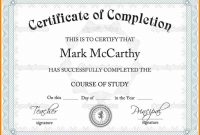 Certificate Template Powerpoint Templates Free Download Business intended for Certificate Templates For Word Free Downloads