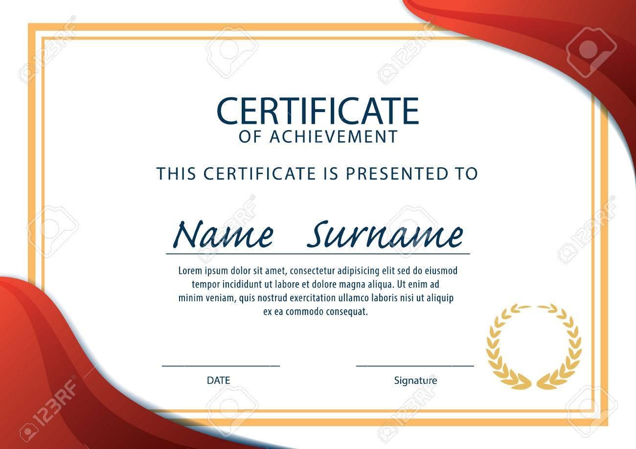Certificate Template Size  Sansurabionetassociats Pertaining To Certificate Template Size