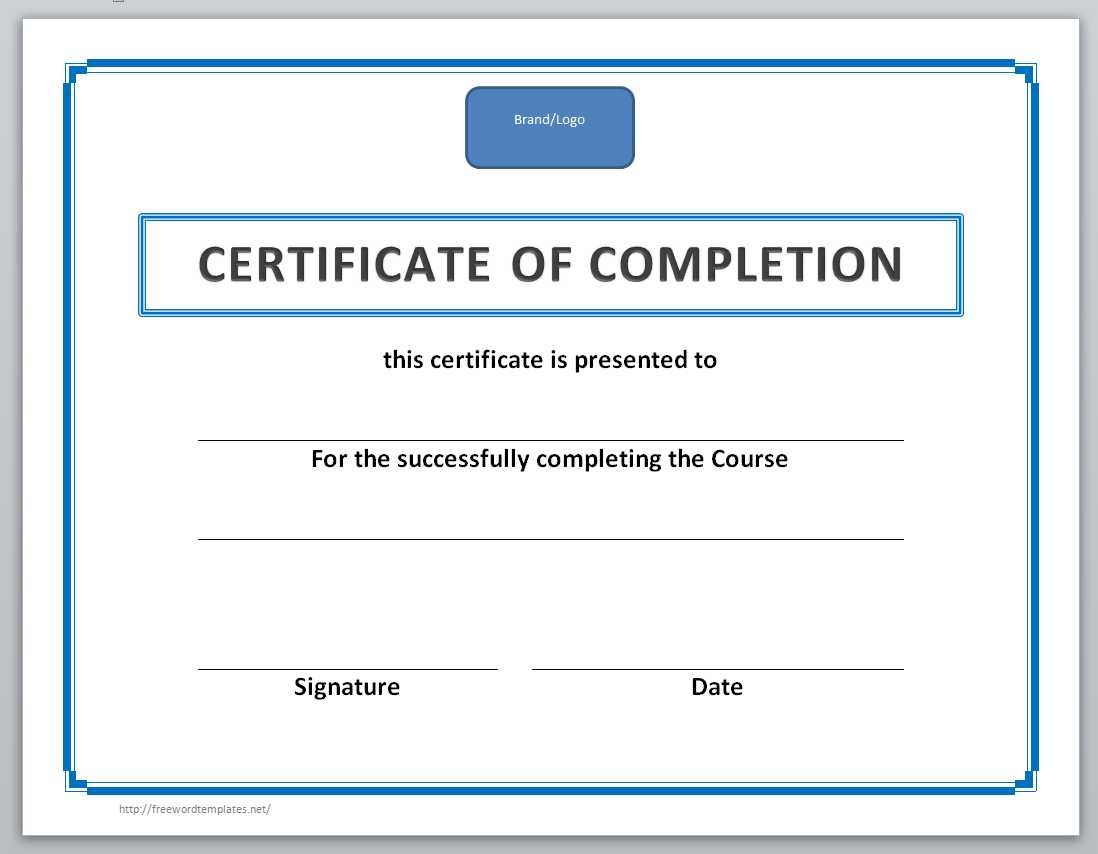 Certificate Templates For Word Or Golf Handicap With Professional With Award Certificate Templates Word 2007