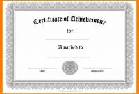 Certificate Templates Word Free Download  – Elsik Blue Cetane for Certificate Templates For Word Free Downloads
