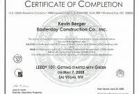 Ceu Certificate Of Completion Template  Lera Mera for Ceu Certificate Template