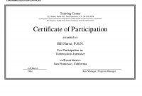 Ceu Certificates Template Cool Ceu Certificate Pletion Template pertaining to Ceu Certificate Template