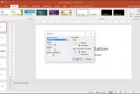Change The Size Of Slides In Powerpoint  Instructions with regard to Powerpoint Replace Template