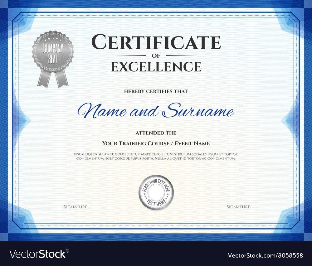 Choir Certificate Template  Mandegar For Choir Certificate Template