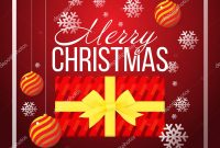 Christmas Banner Template Background Merry Christmas Greeting in Merry Christmas Banner Template