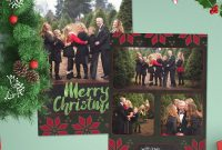 Christmas Card Photoshop Templates To Get You Up And Going Quickly inside Christmas Photo Card Templates Photoshop