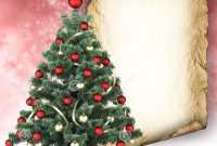Christmas Card Template Stock Illustration Illustration Of with regard to Christmas Photo Cards Templates Free Downloads