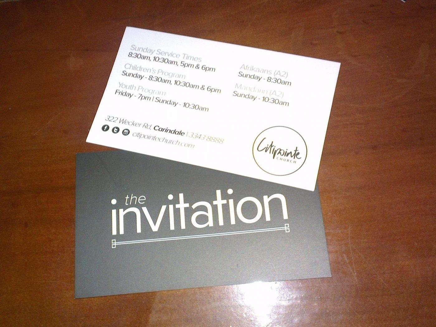 Church Invitation Cards Templates Template Ideas Stirring For Church Invite Cards Template