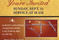 Church Invite Cards «  Dpi intended for Church Invite Cards Template