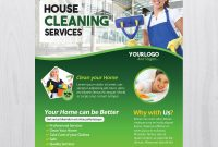 Cleaning Services  Download Free Psd Flyer Template  Free Psd inside Flyers For Cleaning Business Templates