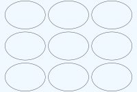 """Clear Glossy Labels   X """" Oval G   Wholesale Supplies Plus pertaining to 4 X 2.5 Label Template"""