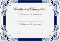 Collection Of Solutions For Congratulations Certificate Word with Congratulations Certificate Word Template