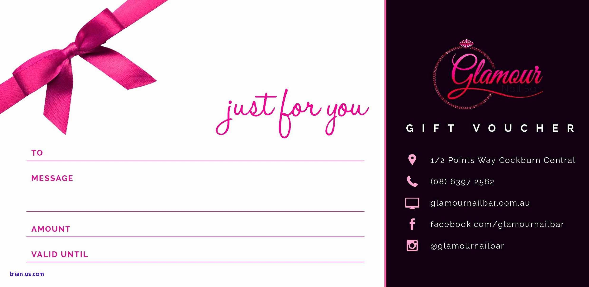 Collection Of Solutions For Nail Gift Certificate Template Free With With Regard To Nail Gift Certificate Template Free