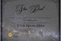 Collection Of Solutions For Star Certificate Templates Free Of Free in Star Certificate Templates Free