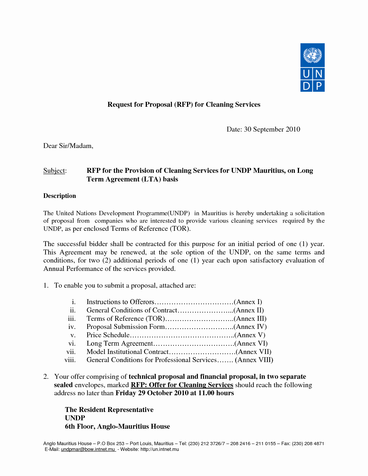 Commercial Cleaning Contract Template – Wfacca With Regard To Free Commercial Cleaning Contract Templates