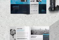 Company Bifold Brochure Template Psd  Brochure Templates  Bi Fold regarding Single Page Brochure Templates Psd