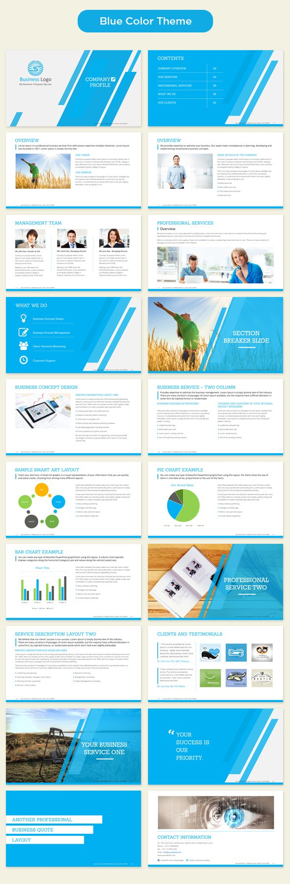 Company Profile Powerpoint Template   Master Ppt Slide Templates Regarding Business Profile Template Ppt
