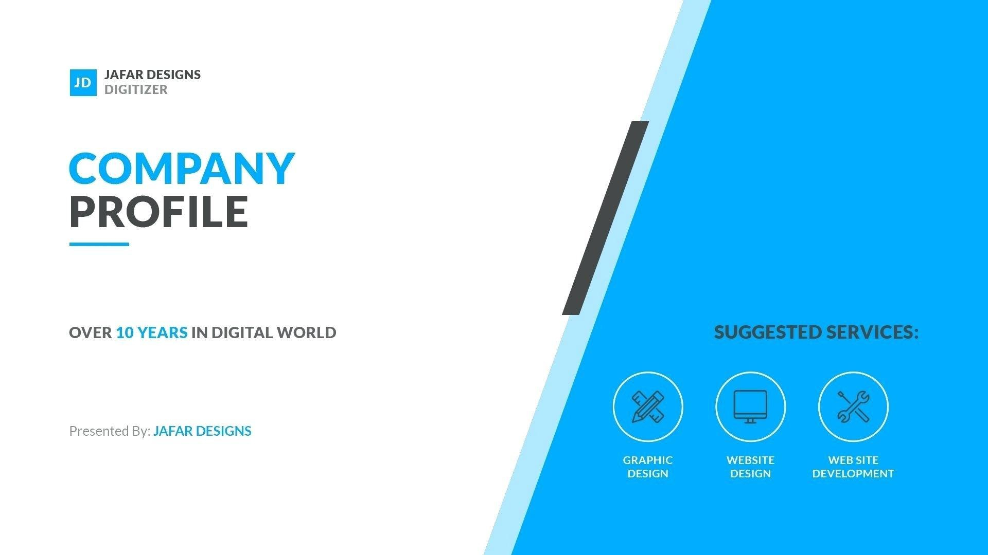 Company Profile Template Free Download Doc – Dumina Regarding Simple Business Profile Template