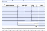 Contractor Invoice Template Word – Wfacca throughout Contractor Invoices Templates