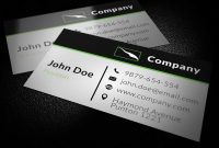 Corporate Business Card Template Vol  Business Cards Lab pertaining to Company Business Cards Templates