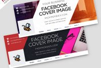Corporate Facebook Covers Free Psd Template  Psdfreebies within Facebook Banner Template Psd