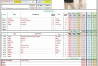 Cost Sheet Form New Version — Fashion Business Solutions  Human B regarding Business Costing Template