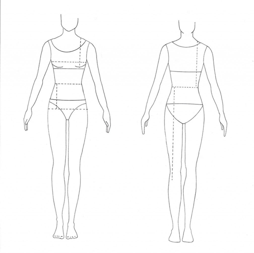 Costume Design Blank Form Male And Female  Google Search  Costume Inside Blank Model Sketch Template