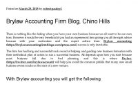 Cpa Firm Siness Plan Sample Tax And Accounting Template Presentation regarding Accounting Firm Business Plan Template