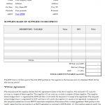 Invoice Template Singapore