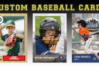 Create Your Own Baseball Cards  Youtube pertaining to Custom Baseball Cards Template