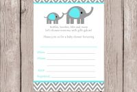 Create Your Own Elephant Blank Invitation Template Templates For pertaining to Blank Elephant Template