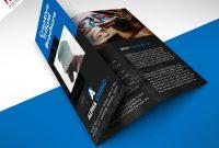 Creative Agency Trifold Brochure Free Psd Template  Psdfreebies with Brochure 3 Fold Template Psd