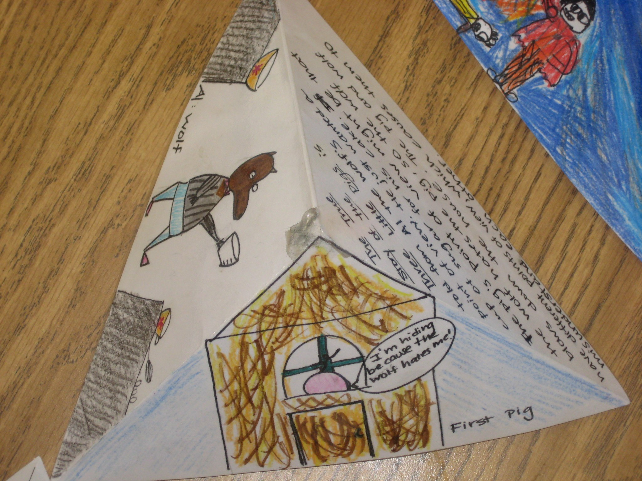 Creative Book Report Ideas For Every Grade And Subject With Paper Bag Book Report Template