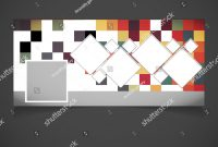 Creative Photography Banner Template Place Image Stock Vector regarding Photography Banner Template