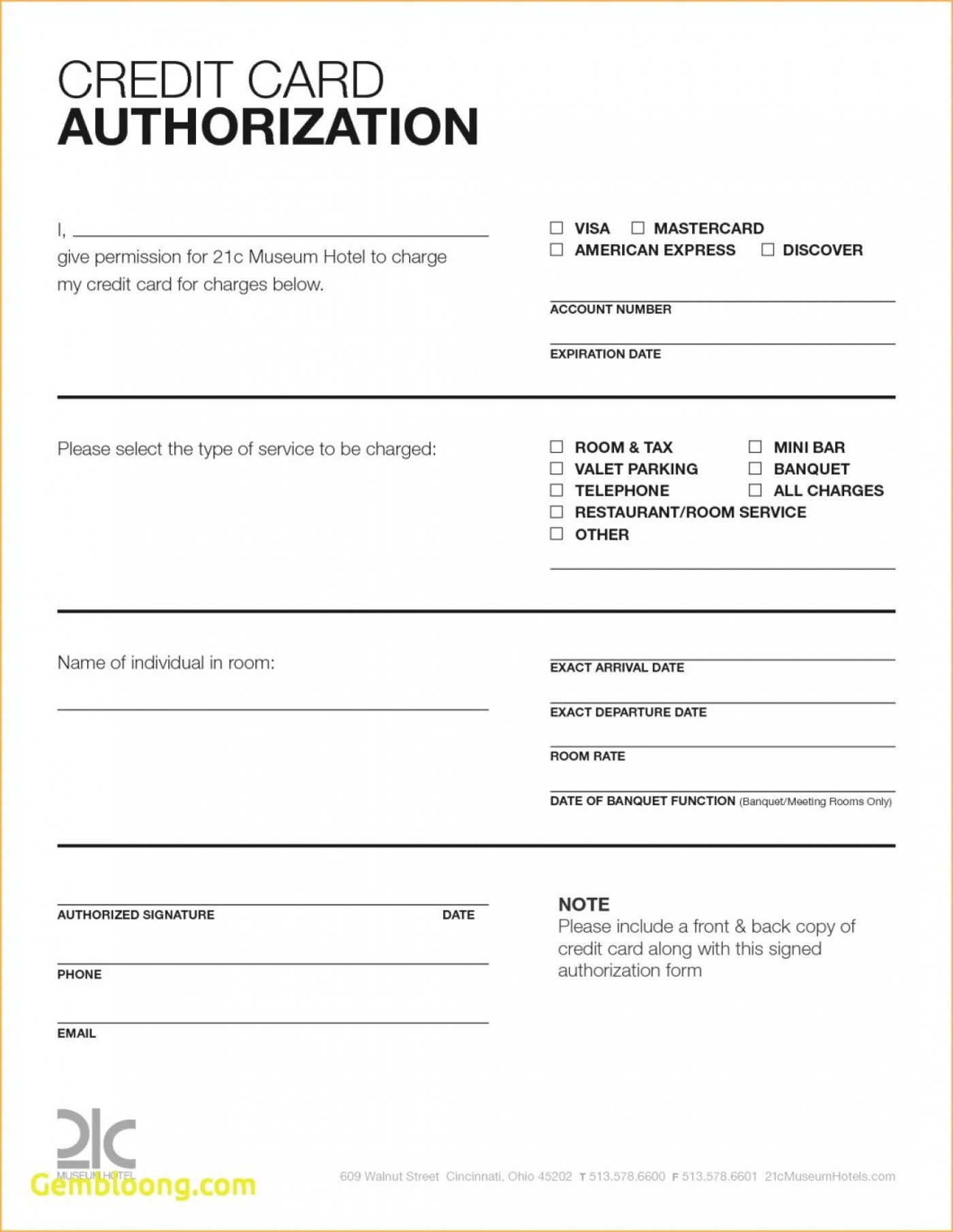 Credit Card Authorization Form Template Word Free Excel Cardjdi With Credit Card Authorization Form Template Word