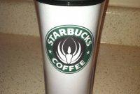 Custom Starbucks Tumbler  Kyoti Makes intended for Starbucks Create Your Own Tumbler Blank Template