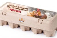 Custom  Templated Egg Carton Labels  Cut Sheet Labels for Egg Carton Labels Template