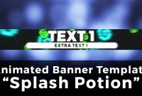 "D Advanced Minecraft Server Banner Template Gif  ""splash Potion"" in Minecraft Server Banner Template"