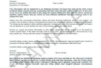 Debt Collection Tools  Creditinfo Malta pertaining to Legal Debt Collection Letter Template