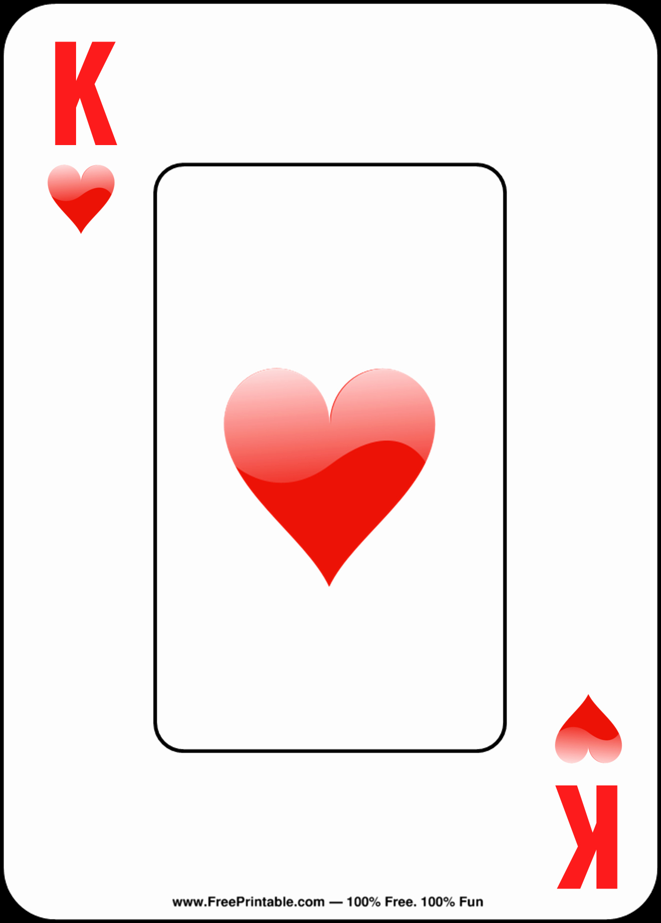 Deck Of Cards Template  Mathosproject In Free Printable Playing Cards Template
