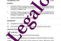 Deed Of Surrender Of A Lease Template  Legalo Uk regarding Surrender Of Lease Agreement Template