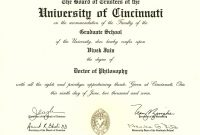 Degree Degree Certificate Degree Certificates Welcome Fake within Doctorate Certificate Template