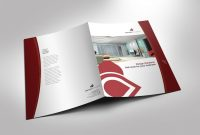 Design Company Project Half Fold Brochure Template Ideas Amazing for Half Page Brochure Template