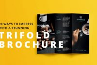 Design Trifold Brochures That Get Your Business Noticed— With Free with Pop Up Brochure Template