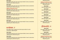 Design Your Own Restaurant Menu With Online Menu Design within Design Your Own Menu Template