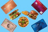 Dining Rewards On The Rise In  As Amex Capital One Target with Frequent Diner Card Template