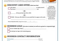 Discount Card Merchant Agreementharold Tan  Issuu within Discount Agreement Template