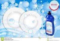 Dishwashing Liquid Products Bottle Label Design Dish Wash throughout Bubble Bottle Label Template