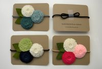 Diy Headband Cards  Perfect Tape The Back  ♥ Craft Show And Shop regarding Headband Card Template